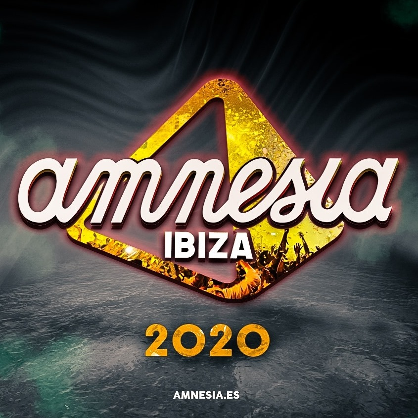Amnesia Ibiza announced the opening party 2020!
