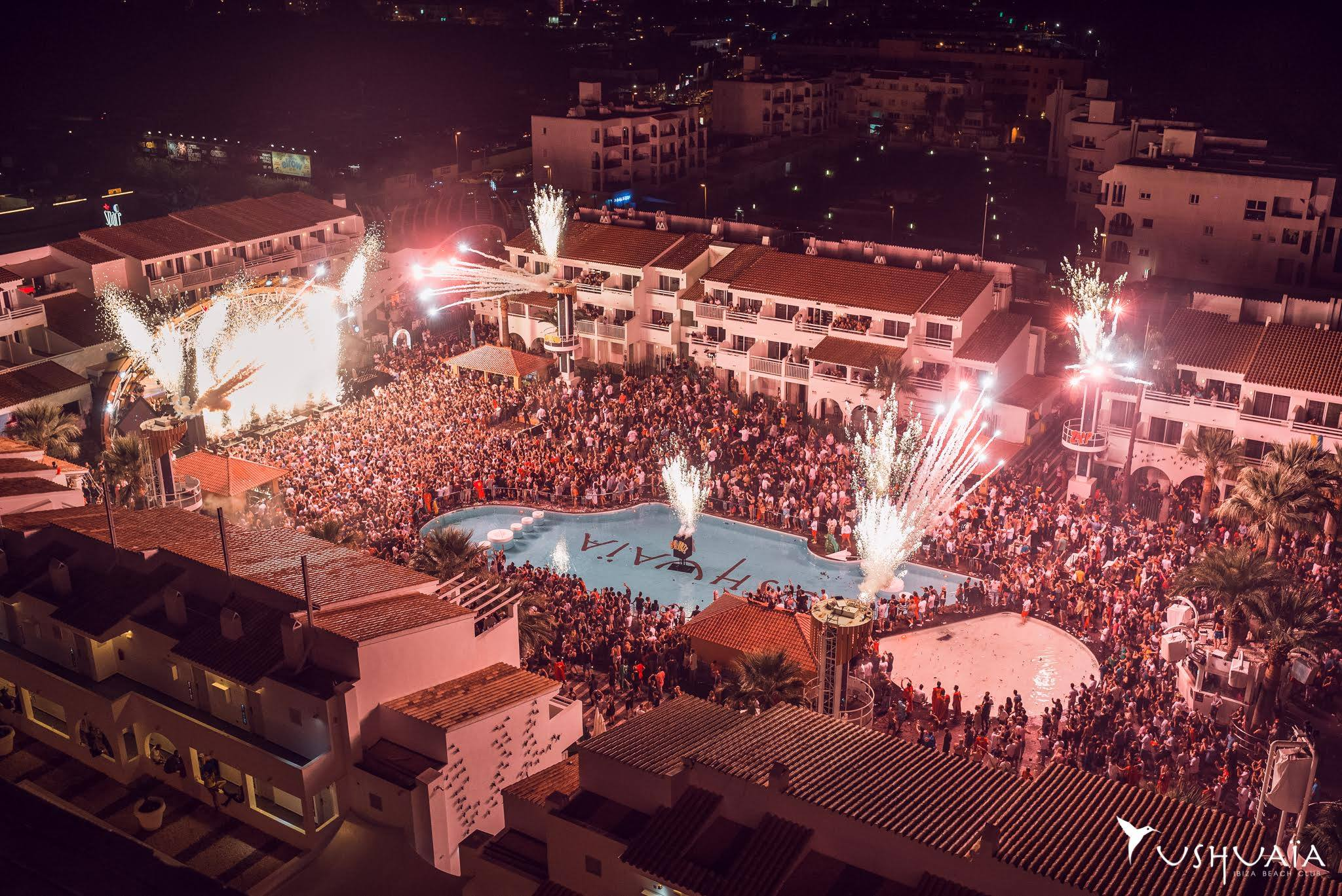 Summer 2017 In Ibiza The Confirmed Parties And Events