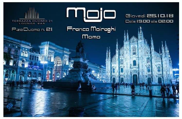 Mojo Presents Franco Moiraghi Momo At Terrazza Duomo 21