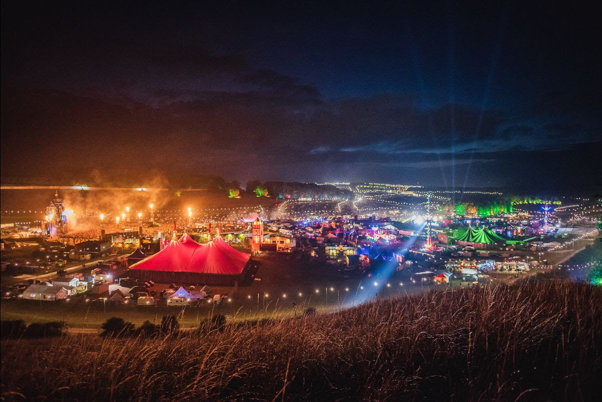 Boomtown 2019 – AREA 404 presents: Carl Cox, Amelie Lens