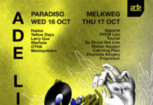 AUDIO OBSCURA & ADRIATIQUE present: X at ADE – Amsterdam Dance event