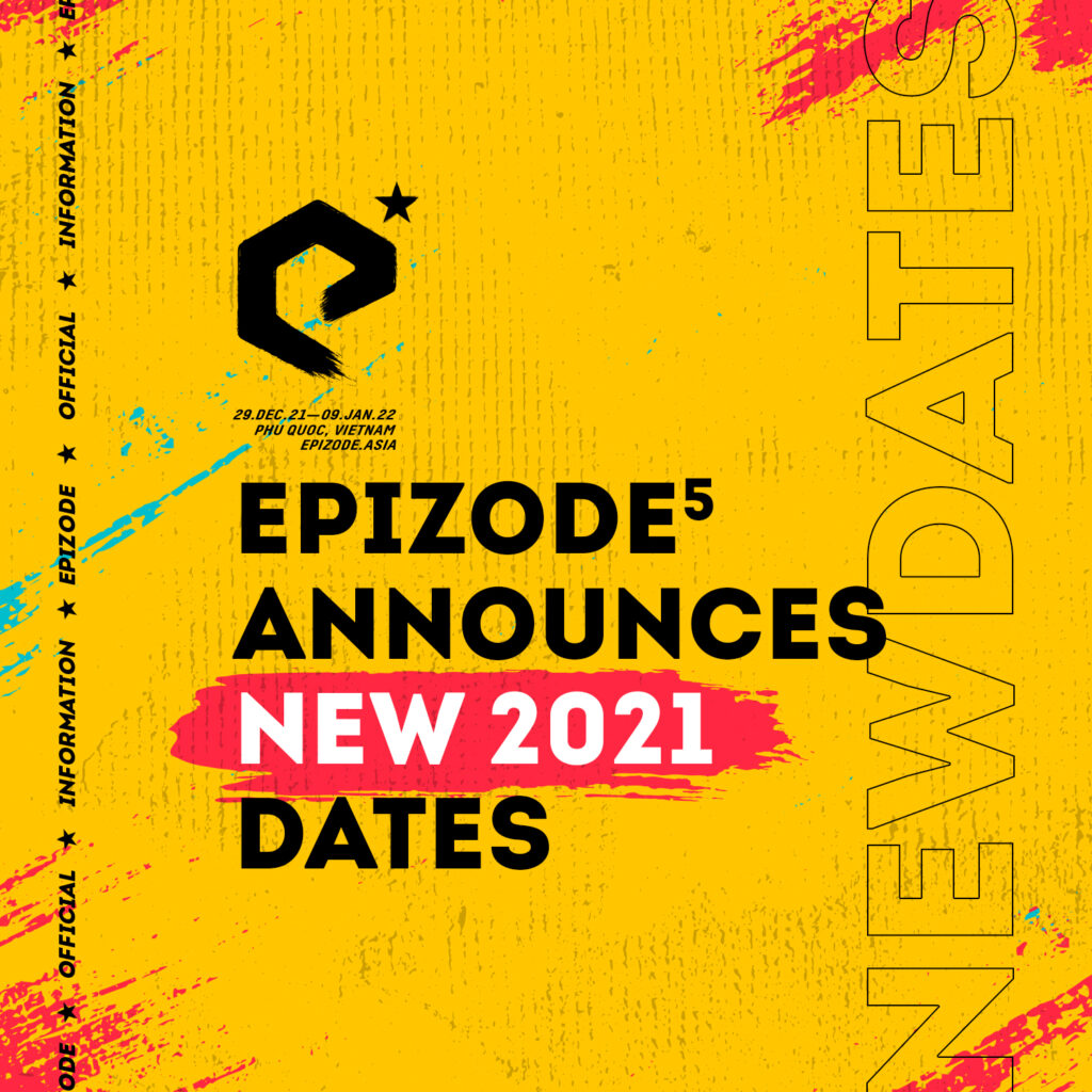 EPIZODE5 announces new 2021 dates, retains the lineup! | Ibiza by night